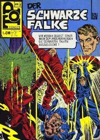 Cover Thumbnail for Top Comics Der Schwarze Falke (BSV - Williams, 1970 series) #107