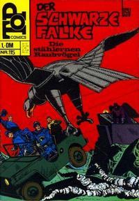 Cover Thumbnail for Top Comics Der Schwarze Falke (BSV - Williams, 1970 series) #115