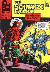 Cover Thumbnail for Top Comics Der Schwarze Falke (BSV - Williams, 1970 series) #120