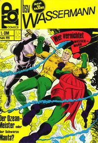 Cover Thumbnail for Top Comics Wassermann (BSV - Williams, 1970 series) #111