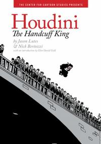 Cover Thumbnail for Houdini: The Handcuff King (Hyperion, 2007 series)