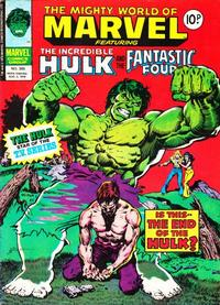 Cover Thumbnail for The Mighty World of Marvel (Marvel UK, 1972 series) #305