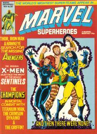 Cover Thumbnail for Marvel Superheroes [Marvel Super-Heroes] (Marvel UK, 1979 series) #367