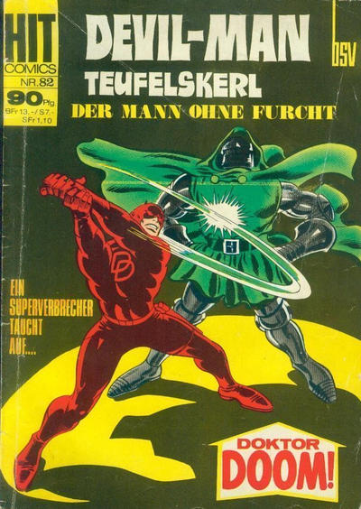 Cover for Hit Comics (BSV - Williams, 1966 series) #82