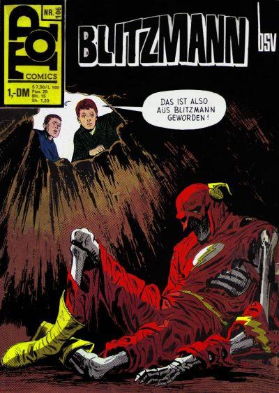 Cover for Top Comics Blitzmann (BSV - Williams, 1970 series) #106