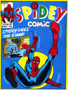 Cover for Spidey Comic (Marvel UK, 1985 series) #663