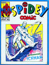 Cover for Spidey Comic (Marvel UK, 1985 series) #664