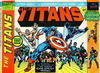 Cover for The Titans (Marvel UK, 1975 series) #1