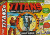 Cover for The Titans (Marvel UK, 1975 series) #31