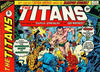 Cover for The Titans (Marvel UK, 1975 series) #45