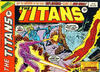 Cover for The Titans (Marvel UK, 1975 series) #48