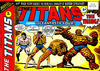 Cover for The Titans (Marvel UK, 1975 series) #50