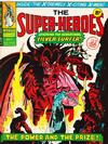 Cover for The Super-Heroes (Marvel UK, 1975 series) #5