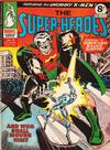 Cover for The Super-Heroes (Marvel UK, 1975 series) #18