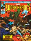 Cover for The Super-Heroes (Marvel UK, 1975 series) #41
