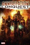 Cover for Annihilation: Conquest (Marvel, 2008 series) #2