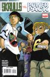 Cover for Skrulls vs. Power Pack (Marvel, 2008 series) #2