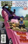 Cover for Skrulls vs. Power Pack (Marvel, 2008 series) #4