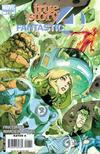Cover for Fantastic Four: True Story (Marvel, 2008 series) #1