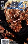 Cover for Fantastic Four: True Story (Marvel, 2008 series) #3