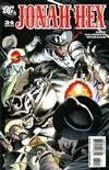 Cover for Jonah Hex (DC, 2006 series) #34