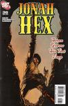 Cover for Jonah Hex (DC, 2006 series) #36