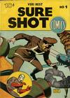 Cover for Veri Best Sure Shot Comics (Holyoke, 1945 series) #1