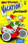 Cover for Walt Disney's Vacation Parade (Gemstone, 2004 series) #1
