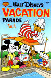 Cover for Walt Disney's Vacation Parade (Gemstone, 2004 series) #3
