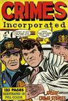 Cover for Crimes Incorporated (Fox, 1950 series)