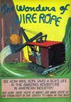 Cover for The Wonders of Wire Rope (EC, 1947 series) #[nn]