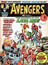 Cover for The Avengers (Marvel UK, 1973 series) #2