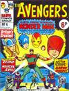 Cover for The Avengers (Marvel UK, 1973 series) #6