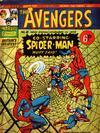Cover for The Avengers (Marvel UK, 1973 series) #8