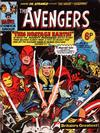 Cover for The Avengers (Marvel UK, 1973 series) #9