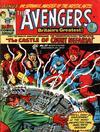 Cover for The Avengers (Marvel UK, 1973 series) #10