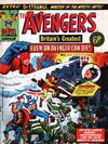 Cover for The Avengers (Marvel UK, 1973 series) #11