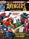 Cover for The Avengers (Marvel UK, 1973 series) #12