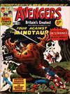 Cover for The Avengers (Marvel UK, 1973 series) #14
