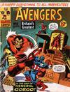 Cover for The Avengers (Marvel UK, 1973 series) #15