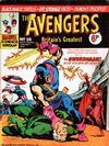 Cover for The Avengers (Marvel UK, 1973 series) #16