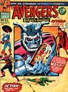 Cover for The Avengers (Marvel UK, 1973 series) #23