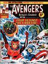 Cover for The Avengers (Marvel UK, 1973 series) #24