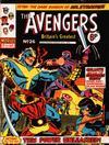 Cover for The Avengers (Marvel UK, 1973 series) #26