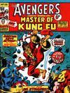 Cover for The Avengers (Marvel UK, 1973 series) #28