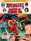 Cover for The Avengers (Marvel UK, 1973 series) #30