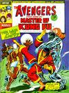 Cover for The Avengers (Marvel UK, 1973 series) #32