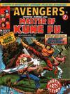 Cover for The Avengers (Marvel UK, 1973 series) #37