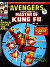 Cover for The Avengers (Marvel UK, 1973 series) #39