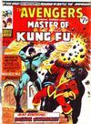 Cover for The Avengers (Marvel UK, 1973 series) #42